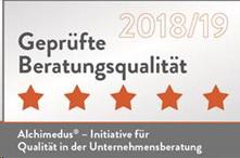 Geprüfte Beratungsqualität 2018 / 2019
